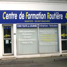 Bureau de l'auto-école de Nantes