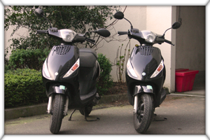 Scooters Piaggio Zip