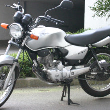 Moto – Honda 125 CG