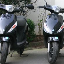 Scooters Piaggio Zip